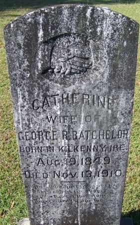 BATCHELOR, CATHERINE - Grant County, Arkansas | CATHERINE BATCHELOR - Arkansas Gravestone Photos