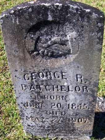 BATCHELOR, GEORGE R - Grant County, Arkansas | GEORGE R BATCHELOR - Arkansas Gravestone Photos