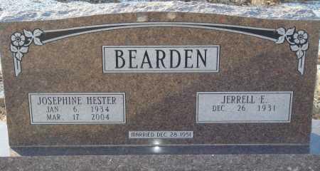 BEARDEN, JOSEPHINE - Grant County, Arkansas | JOSEPHINE BEARDEN - Arkansas Gravestone Photos