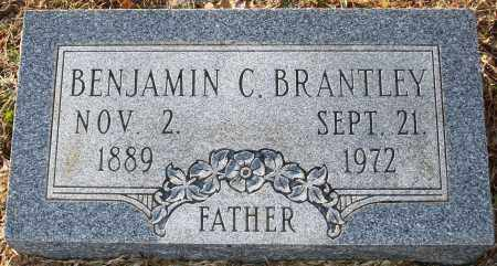 BRANTLEY, BENJAMIN C - Grant County, Arkansas | BENJAMIN C BRANTLEY - Arkansas Gravestone Photos