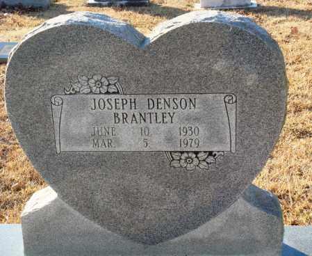 BRANTLEY, JOSEPH DENSON - Grant County, Arkansas   JOSEPH DENSON BRANTLEY - Arkansas Gravestone Photos