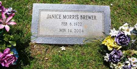 BREWER, JANICE - Grant County, Arkansas | JANICE BREWER - Arkansas Gravestone Photos