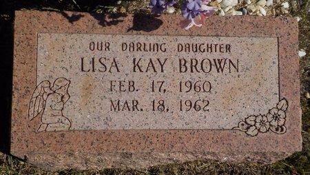 BROWN, LISA KAY - Grant County, Arkansas   LISA KAY BROWN - Arkansas Gravestone Photos