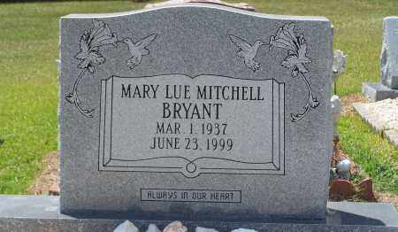 BRYANT, MARY LUE - Grant County, Arkansas | MARY LUE BRYANT - Arkansas Gravestone Photos
