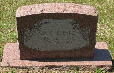 BYRD, ARVIN ELWOOD - Grant County, Arkansas   ARVIN ELWOOD BYRD - Arkansas Gravestone Photos
