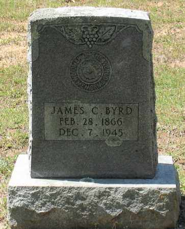 BYRD, JAMES C. - Grant County, Arkansas | JAMES C. BYRD - Arkansas Gravestone Photos