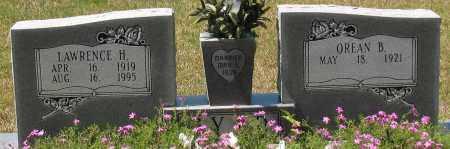 BYRD, OREAN - Grant County, Arkansas | OREAN BYRD - Arkansas Gravestone Photos