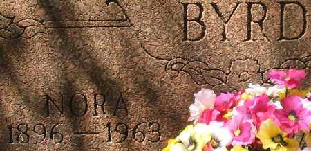 BYRD, NORA ISABELL (CLOSEUP) - Grant County, Arkansas | NORA ISABELL (CLOSEUP) BYRD - Arkansas Gravestone Photos