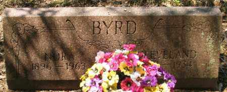 BYRD, GROVER CLEVELAND - Grant County, Arkansas | GROVER CLEVELAND BYRD - Arkansas Gravestone Photos