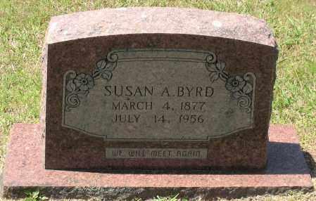 BALLARD BYRD, SUSAN A. - Grant County, Arkansas | SUSAN A. BALLARD BYRD - Arkansas Gravestone Photos