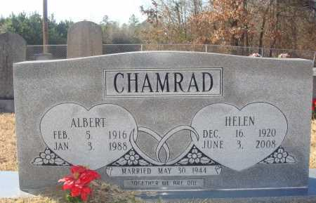 CHAMRAD, HELEN - Grant County, Arkansas | HELEN CHAMRAD - Arkansas Gravestone Photos