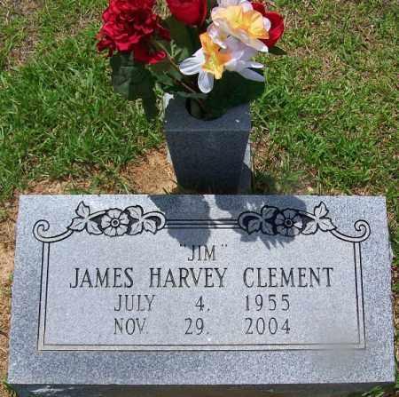 "CLEMENT, JAMES HARVEY ""JIM"" - Grant County, Arkansas   JAMES HARVEY ""JIM"" CLEMENT - Arkansas Gravestone Photos"