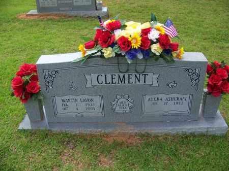 CLEMENT, MARTIN LAVON - Grant County, Arkansas | MARTIN LAVON CLEMENT - Arkansas Gravestone Photos