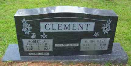 CLEMENT, OUIDA - Grant County, Arkansas | OUIDA CLEMENT - Arkansas Gravestone Photos