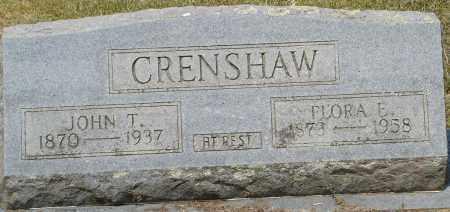 CRENSHAW, JOHN - Grant County, Arkansas | JOHN CRENSHAW - Arkansas Gravestone Photos