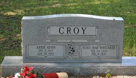 CROY, ELMA MAE - Grant County, Arkansas | ELMA MAE CROY - Arkansas Gravestone Photos