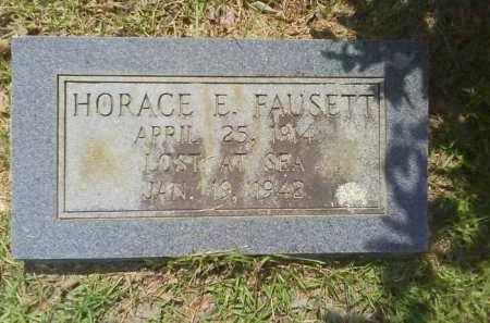 FAUSETT, HORACE E. - Grant County, Arkansas | HORACE E. FAUSETT - Arkansas Gravestone Photos