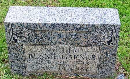GARNER, BESSIE - Grant County, Arkansas | BESSIE GARNER - Arkansas Gravestone Photos