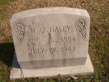 HALEY, H Q - Grant County, Arkansas | H Q HALEY - Arkansas Gravestone Photos