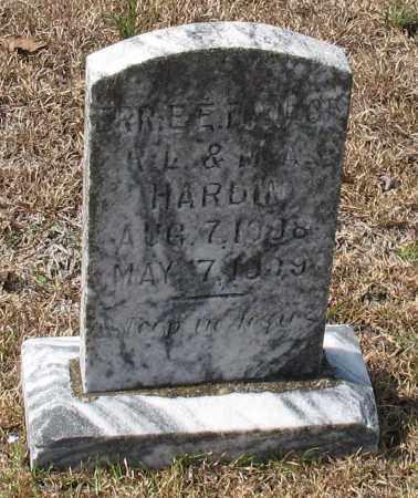 HARDIN, ERRIE E - Grant County, Arkansas | ERRIE E HARDIN - Arkansas Gravestone Photos