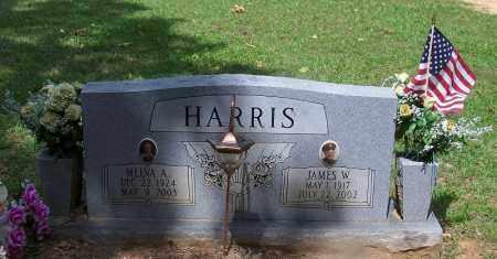 HARRIS, MELVA A - Grant County, Arkansas | MELVA A HARRIS - Arkansas Gravestone Photos