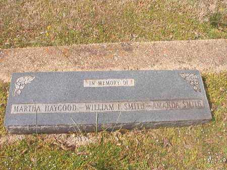HAYGOOD, MARTHA - Grant County, Arkansas | MARTHA HAYGOOD - Arkansas Gravestone Photos