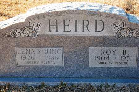 HEIRD, ROY B - Grant County, Arkansas | ROY B HEIRD - Arkansas Gravestone Photos