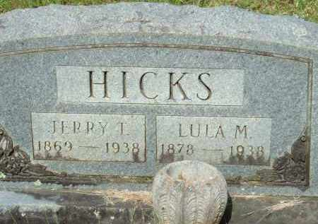 HICKS, LULA M - Grant County, Arkansas | LULA M HICKS - Arkansas Gravestone Photos