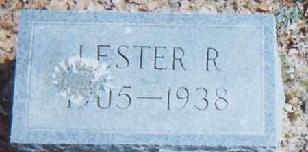 HICKS, LESTER R - Grant County, Arkansas   LESTER R HICKS - Arkansas Gravestone Photos
