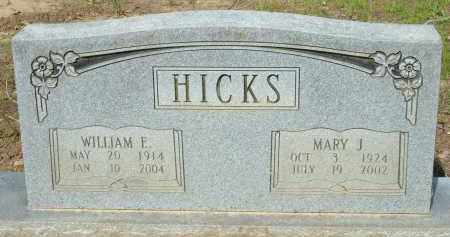 HICKS, MARY J - Grant County, Arkansas | MARY J HICKS - Arkansas Gravestone Photos