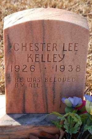 KELLEY, CHESTER LEE - Grant County, Arkansas | CHESTER LEE KELLEY - Arkansas Gravestone Photos