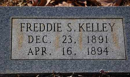 KELLEY, FREDDIE S. - Grant County, Arkansas | FREDDIE S. KELLEY - Arkansas Gravestone Photos