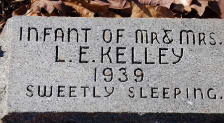 KELLEY, INFANT - Grant County, Arkansas   INFANT KELLEY - Arkansas Gravestone Photos