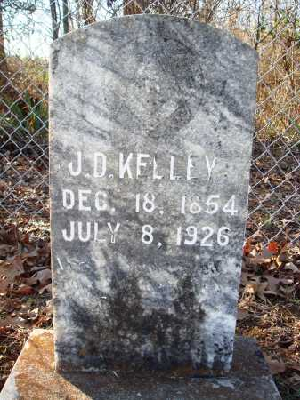 KELLEY, J. D. - Grant County, Arkansas | J. D. KELLEY - Arkansas Gravestone Photos