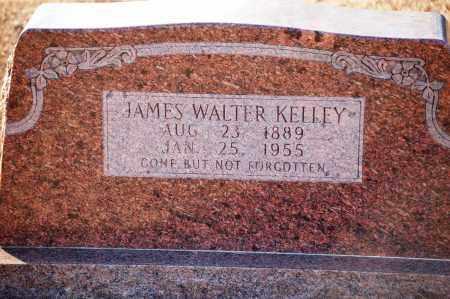 KELLEY, JAMES WALTER - Grant County, Arkansas | JAMES WALTER KELLEY - Arkansas Gravestone Photos