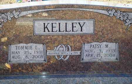 KELLEY, TOMMIE L - Grant County, Arkansas | TOMMIE L KELLEY - Arkansas Gravestone Photos