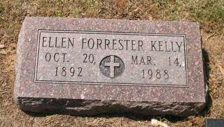 KELLY, ELLEN - Grant County, Arkansas | ELLEN KELLY - Arkansas Gravestone Photos