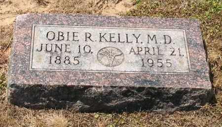 KELLY, OBIE R., M.D. - Grant County, Arkansas   OBIE R., M.D. KELLY - Arkansas Gravestone Photos