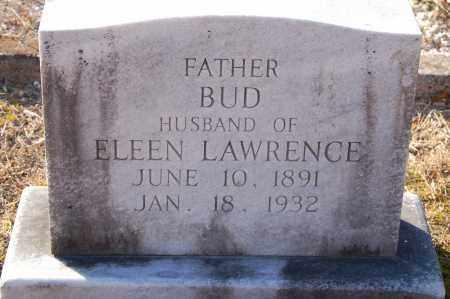 LAWRENCE, BUD - Grant County, Arkansas | BUD LAWRENCE - Arkansas Gravestone Photos