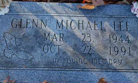 LEE, GLENN MICHAEL - Grant County, Arkansas | GLENN MICHAEL LEE - Arkansas Gravestone Photos