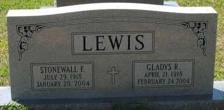 REAVES LEWIS, SARAH GLADYS - Grant County, Arkansas | SARAH GLADYS REAVES LEWIS - Arkansas Gravestone Photos