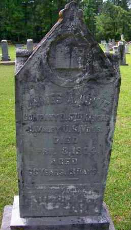LOWE (VETERAN UNION), JAMES A - Grant County, Arkansas   JAMES A LOWE (VETERAN UNION) - Arkansas Gravestone Photos
