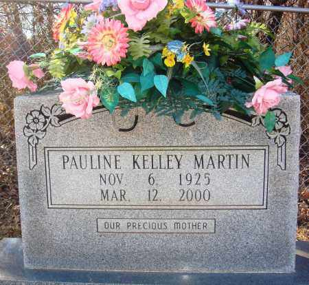 KELEY MARTIN, PAULINE - Grant County, Arkansas | PAULINE KELEY MARTIN - Arkansas Gravestone Photos