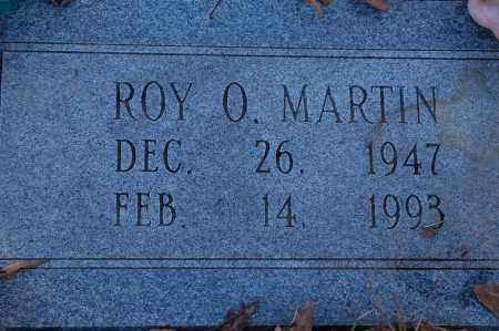 MARTIN, ROY O. - Grant County, Arkansas | ROY O. MARTIN - Arkansas Gravestone Photos