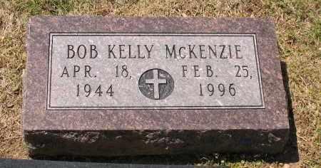 MCKENZIE, BOB KELLY - Grant County, Arkansas   BOB KELLY MCKENZIE - Arkansas Gravestone Photos