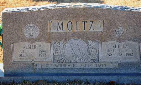 MOLTZ, ALMER E - Grant County, Arkansas   ALMER E MOLTZ - Arkansas Gravestone Photos