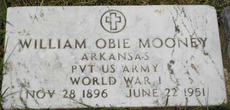 MOONEY  (VETERAN WWI), WILLIAM - Grant County, Arkansas | WILLIAM MOONEY  (VETERAN WWI) - Arkansas Gravestone Photos