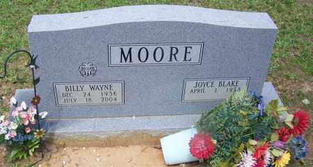 MOORE, BILLY WAYNE - Grant County, Arkansas   BILLY WAYNE MOORE - Arkansas Gravestone Photos