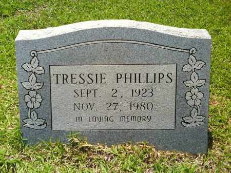 PHILLIPS, TRESSIE - Grant County, Arkansas | TRESSIE PHILLIPS - Arkansas Gravestone Photos