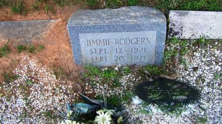 RODGERS, JIMMIE - Grant County, Arkansas | JIMMIE RODGERS - Arkansas Gravestone Photos